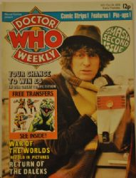 Dr Who Weekly #2